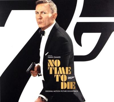 NO TIME TO DIE SOUNDTRACK (NIE CZAS UMIERAĆ) (CD)