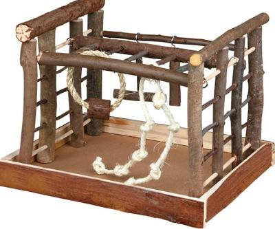 TRIXIE Plac zabaw dla ptaków 35x29x25cm TX-5661