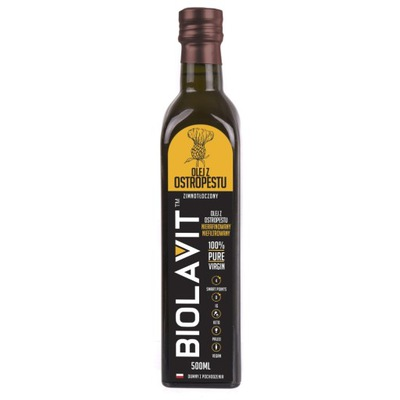 масло НЕОБХОДИМО instagram отжима BIOLAVIT 500 МЛ