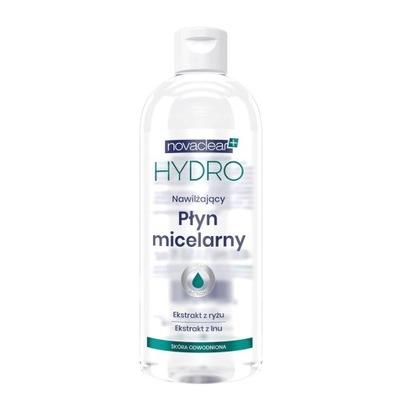 NOVACLEAR HYDRO Płyn Nawilżający micelarny 400ml