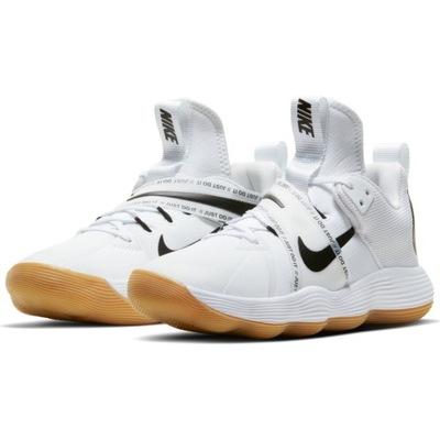 Męskie buty siatkarskie Nike React HyperSet Białe