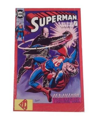 SUPERMAN 11/1992