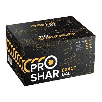 kulki paintball 0,68 2000 szt Pro-Shar EXACT NXL