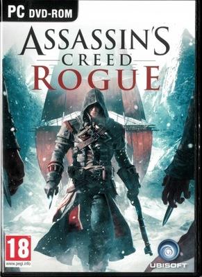 Assassin's Creed ROGUE PC NOWE PUDEŁKO PO GRZE