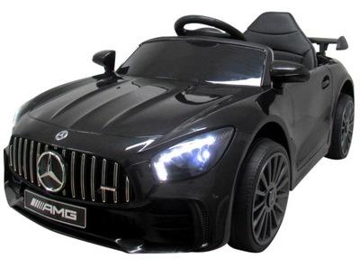 Samochodzik Autko na akumulator Mercedes GTR-S cza