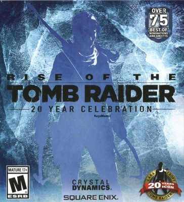 RISE OF THE TOMB RAIDER 20 YEAR [PC] KLUCZ STEAM