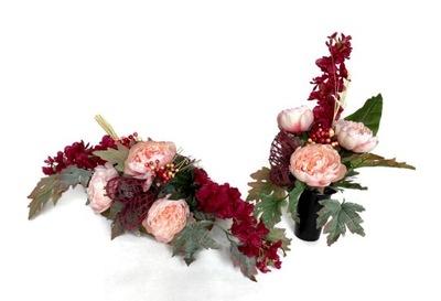 современный декор nagrobny/композиция/цветы