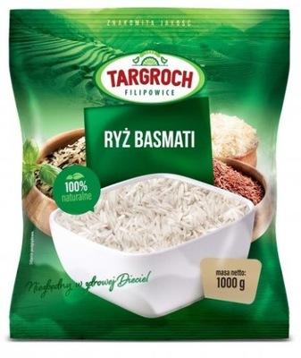 Targroch Рис Басмати 1000g