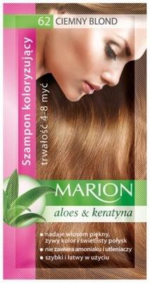 Szampon koloryzujący 62 CIEMNY BLOND Marion