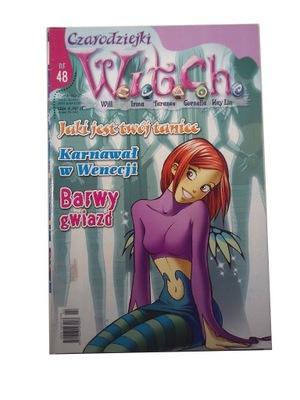 W.I.T.C.H. CZARODZIEJKI nr 48 2005 r.