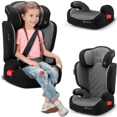 Fotelik samochodowy Kinderkraft XPAND 15-36 ISOFIX