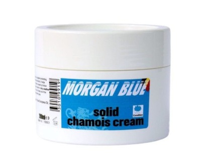Maść MORGAN BLUE Solid Chamois Cream 200 ml