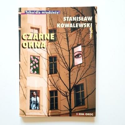 CZARNE OKNA - KOWALEWSKI BDB