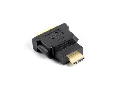 Adapter AV Lanberg HDMI Męski -> DVI-D Żeński
