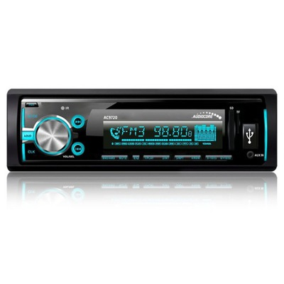 AUDIOCORE РАДИО 1-DIN MP3/WMA/USB/RDS/SD