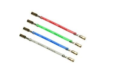 Przewody kable do wkładki gramofonowej headshell