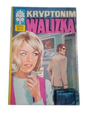 KAPITAN ŻBIK - KRYPTONIM WALIZKA 1974 r. wyd. I