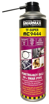 TF-супер penetrator средство для удаления ржавчины MCPolska. 500 мл