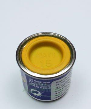Revell ENAMEL 15 Yellow - RAL1017 - MATOWY - 14ml