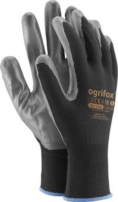 перчатки защитные OX-NITRICAR BS охраны ТРУДА r10/XL пара