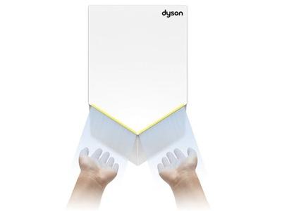Фен ??? рук Dyson Airblade Quiet V HU02