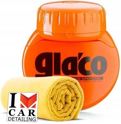 Soft99 Glaco Roll On MAX Niewidzialne wycieraczki