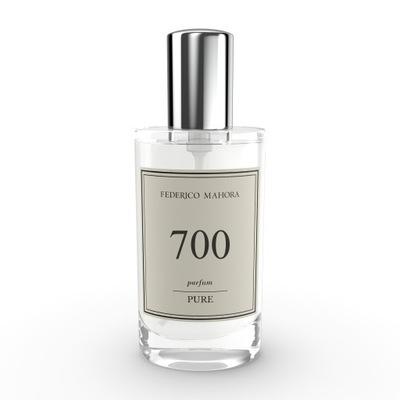 Perfumy damskie kolekcja Pure Fm 700. Gratisy.