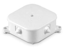 Puszka elektryczna natynkowa bez wkładu IP44