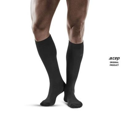 skarpety kompresyjne Business Socks CEP męskie