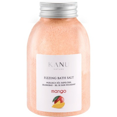 KANU NATURE sól musująca do kąpieli Mango 250g