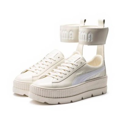 Buty Puma Rihanna Ankle Strap Sneaker 38 5 24 5 Cm 7657868579 Oficjalne Archiwum Allegro