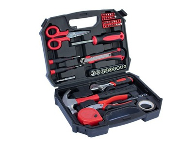 Основной комплект инструментов HEDOTOOLS (49 штук )