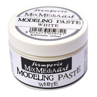 паста ??? моделирования - Stamperia - белая , ??? instagram мл