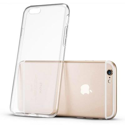 Żelowy pokrowiec etui Ultra Clear iPhone 6S/6 Plus