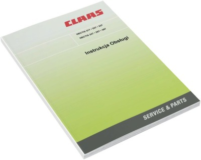 MANUAL CLAAS NECTIS 217 227 237