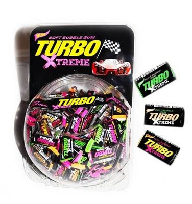 резинка вау, жвачка Турбо Xtreme 300 штук