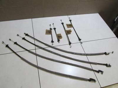 CABLE DE CERRADURA MANECILLAS DE PUERTA PARTE DELANTERA PARTE TRASERA S-MAX MK1 2007