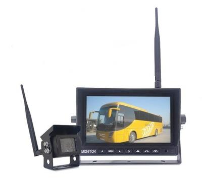 Цифровой wi-fi AHD 720P комплект заднего вида