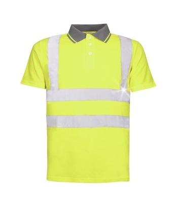 Koszulka Robocza Odblaskowa POLO Ardon REF201 L