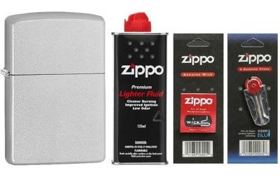 зажигалка Zippo 205 + комплект eksploatacy