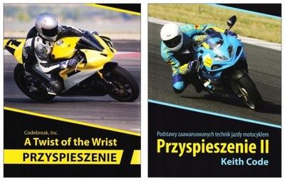 Przyspieszenie - poradnik motocyklisty Code cz.1+2