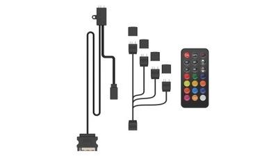 Kontroler SilentiumPC Nano Reset Remote ARGB Kit