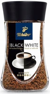 Kawa rozpuszczalna TCHIBO Black n White 200g