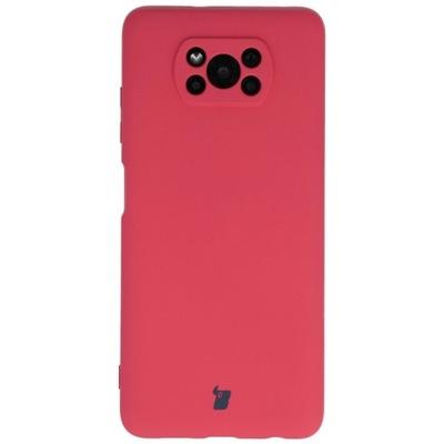Etui silikonowe Bizon Case do Xiaomi Poco X3 cover