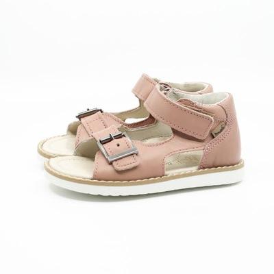 MRUGAŁA 1104/ 1-40 Sandały ROMA Rosa r 23