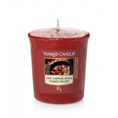 Yankee Candle Crisp Campfire Apples świeca votive