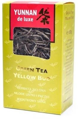 Юньнань LY101 Yellow 100г листовой
