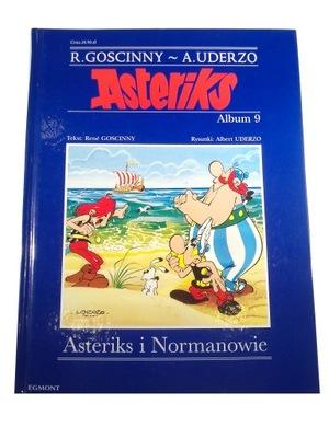 ASTERIKS i NORMANOWIE 06 r. z leksykonem tw. okład