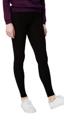 DŁUGIE klasyczne legginsy damskie jak bambus 6XL