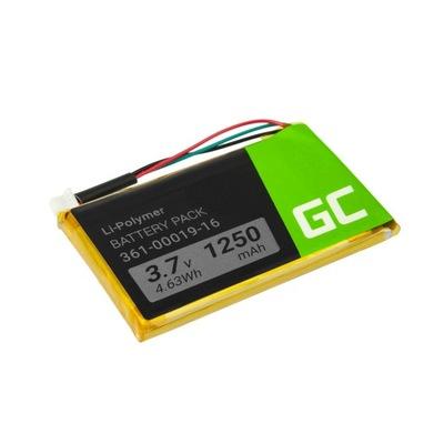 Bateria 361-00019-16 do Garmin Nuvi 1340T, 1250mAh